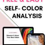 Color Analysis Seasonal Color Palette Frea and Easy Color Analysis
