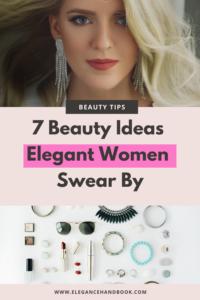 beauty self-care ideas