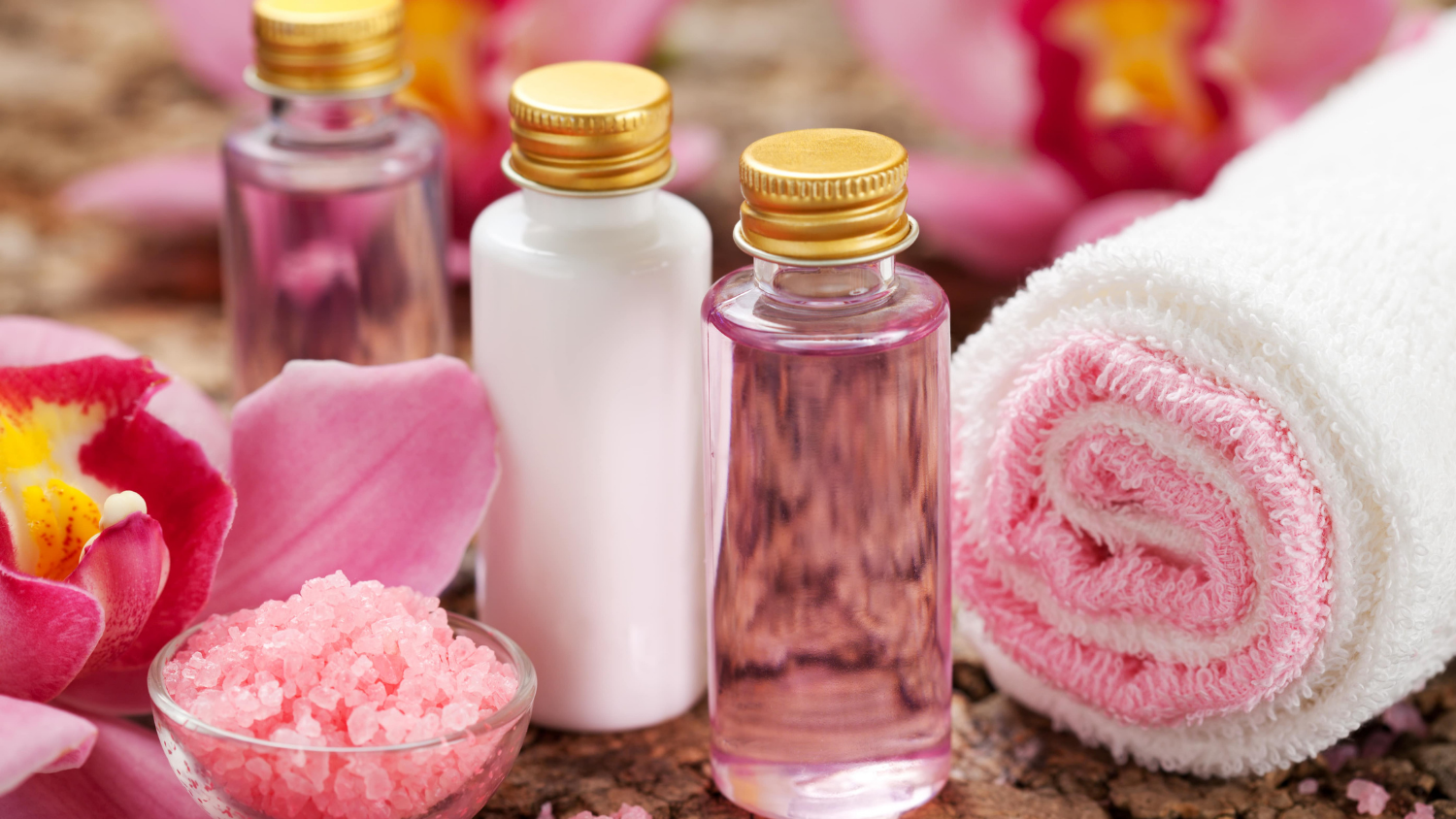 bathroom products for women